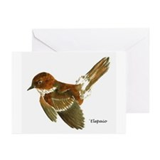`Elepaio Greeting Cards (Pk of 10)