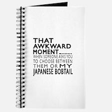 Awkward Japanese Bobtail Cat Designs Journal