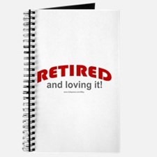 Retired & Loving It (r) Journal