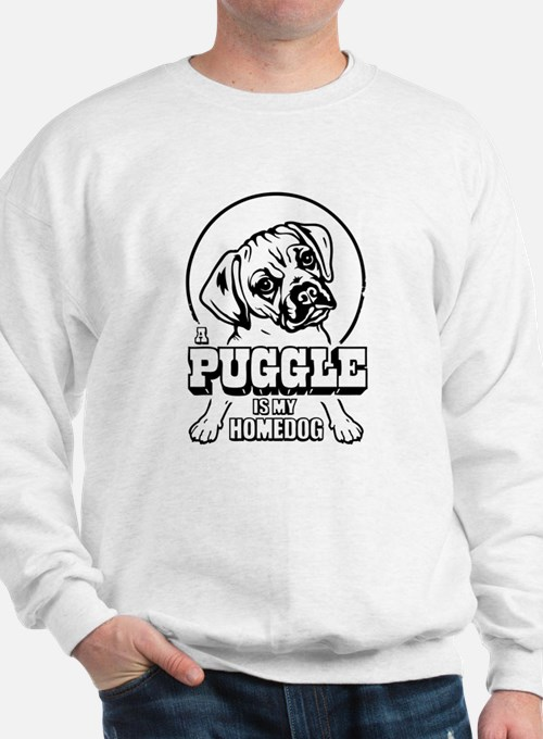 A PUGGLE Is My Homedog - Sweatshirt