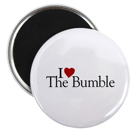 """I Love The Bumble 2.25"""" Magnet (10 pack)"""