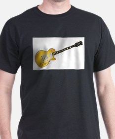 Gold Top Guitar T-Shirt