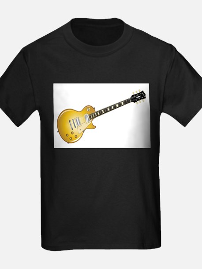 Gold Top Guitar T-Shirt
