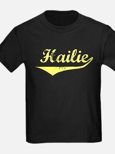 Hailie Vintage (Gold) T