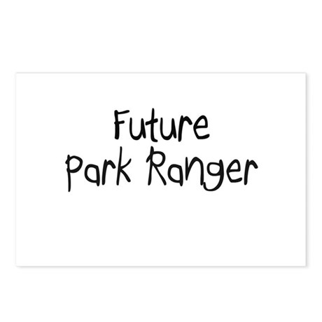 Future Park Ranger Postcards (Package of 8)