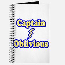 Captain Oblivious Journal