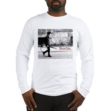 Streets Of New York Long Sleeve T-Shirt