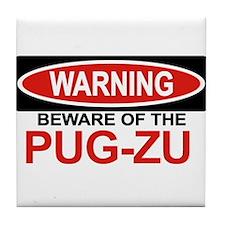 PUG-ZU Tile Coaster