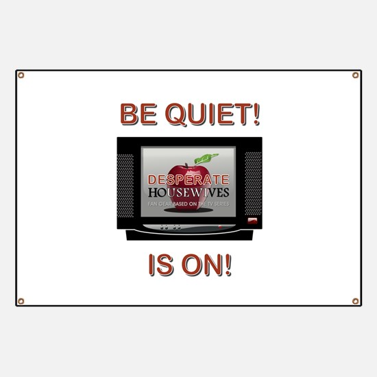 BE QUIET! Banner