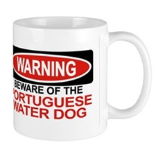 PORTUGUESE WATER DOG Small Mug