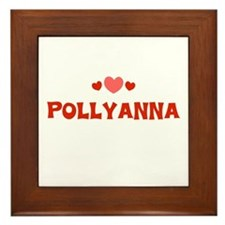 Pollyanna Framed Tile