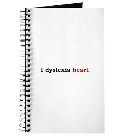 I Dyslexia Heart Journal