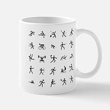 Sport Icons Mug