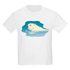 Polar Bear Kids T-Shirt