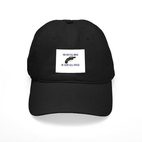 Guns Don't Kill People, My Fa Black Cap