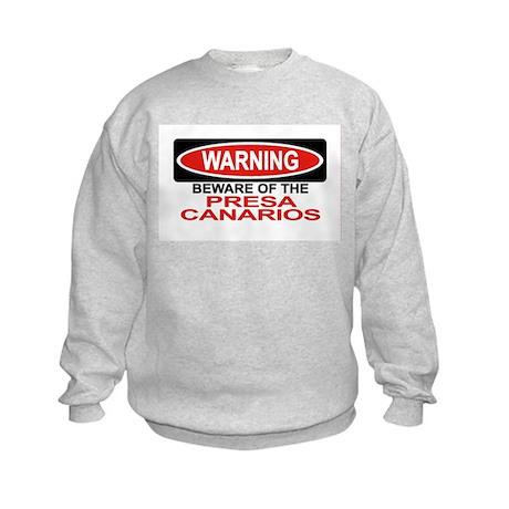 PRESA CANARIOS Kids Sweatshirt