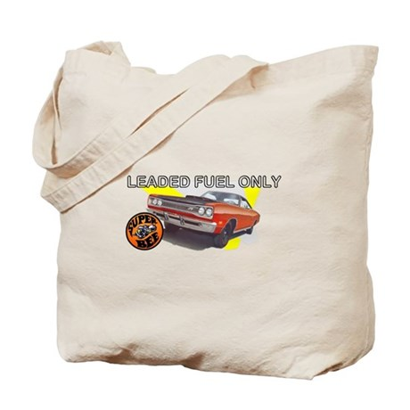 Leaded Fuel Only Tote Bag