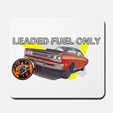 Leaded Fuel Only Mousepad