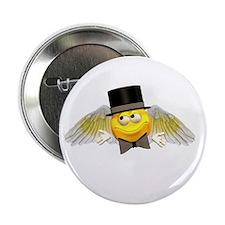 Tuxedo Angel Button