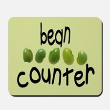 BEAN COUNTER Mousepad