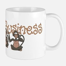Monkey Business<br> Mug
