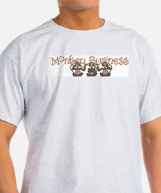 Monkey Business<br> T-Shirt