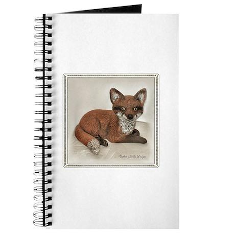 Fox Portrait Design Journal