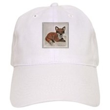 Fox Portrait Design Baseball Cap