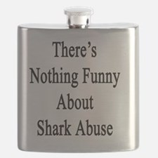 Cool Shark lovers Flask