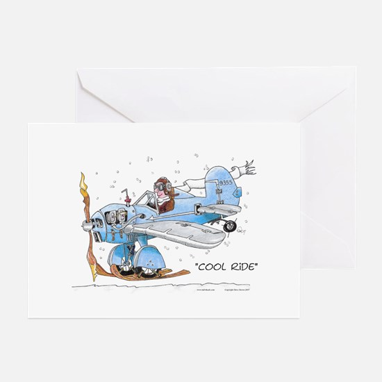 Cool Ride Greeting Cards (Pk of 10)