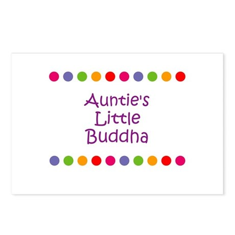 Auntie's Little Buddha Postcards (Package of 8)