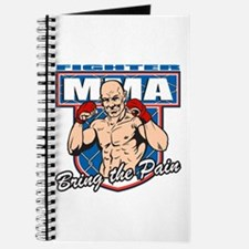 MMA Fighter Journal