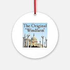 "The Original ""Windfarm"" Ornament (Round)"