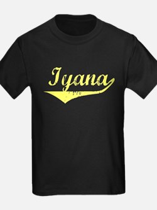 Iyana Vintage (Gold) T