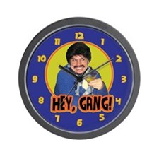 Hey Gang! Wall Clock