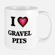 I love Gravel Pits Mugs