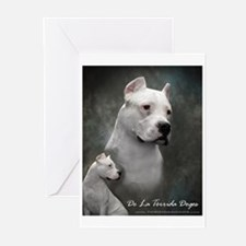 Portrait Greeting Cards (Pk of 20)
