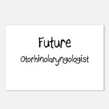 Future Otorhinolaryngologist Postcards (Package of