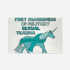 Unicorns Support Awareness Of Military Sex Magnets