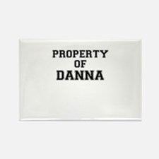 Property of DANNA Magnets