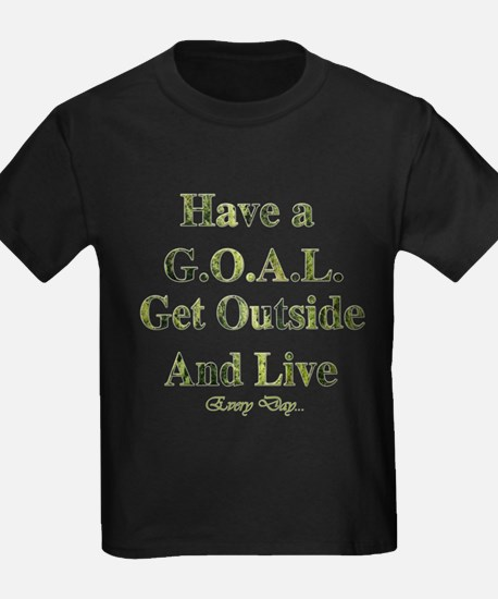 GOAL - Get Outside And Live T