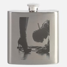 Male Submissive Flask