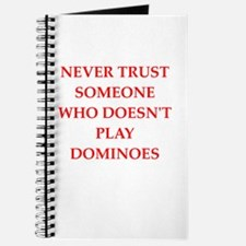 Dominoes joke Journal