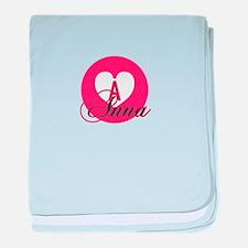 anna baby blanket