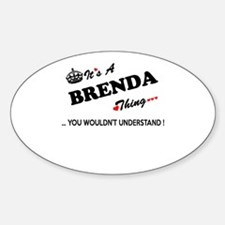 BRENDA thing, you wouldn't understand Decal
