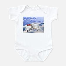 Season's Greetings Infant Bodysuit