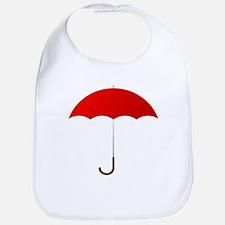 Red Umbrella Bib