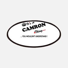CAMRON thing, you wouldn't understand Patch