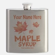 Your Maple Syrup Flask
