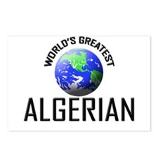 World's Greatest ALGERIAN Postcards (Package of 8)